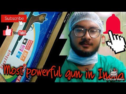 Bullet Mark 2 Unboxing et examen du pistolet à air comprimé | Pistolet à air comprimé en Inde | Le pistolet Airsoft le plus puissant de l'Inde
