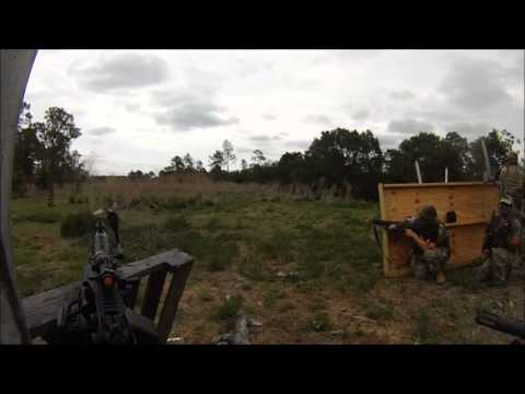 Combat City Operation Soviet 2013: Epic Airsoft War (700+ personnes)