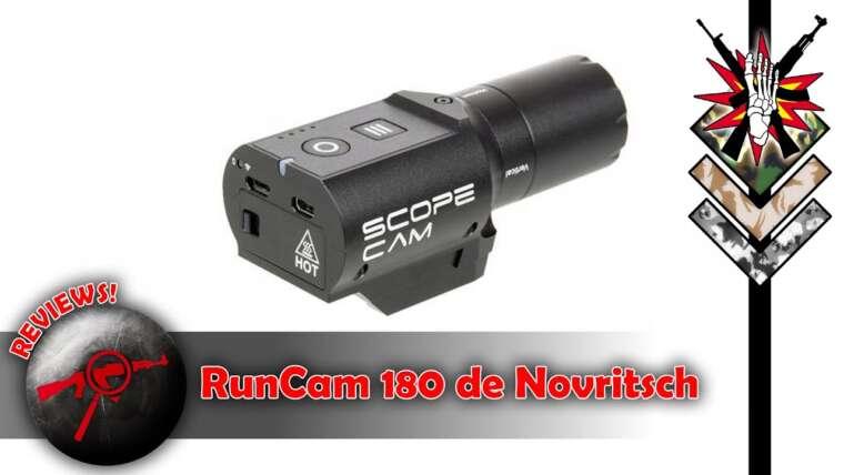 Critique: RunCam 180 de Novritsch