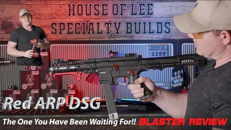 Lee's Red ARP DSG, la critique que vous attendiez tous!