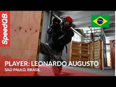 Montage SpeedQB par Leo Augusto de l'équipe EFA du Brésil 🇧🇷 |  Pleins feux sur SpeedQB