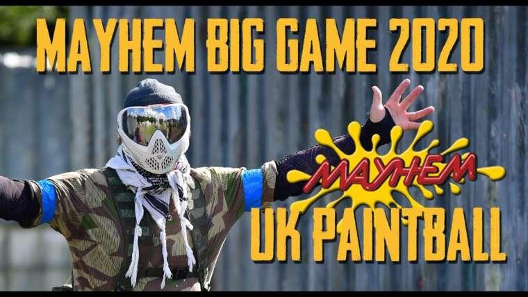 Mayhem Paintball Big Game 2020
