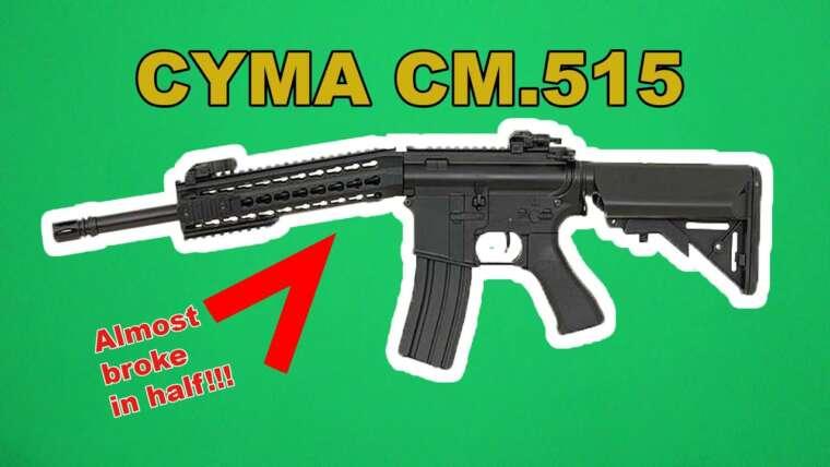 EXAMEN COMPLET |  CYMA Cm.515 |  C'est PRESQUE CASSÉ en DEMI !!!