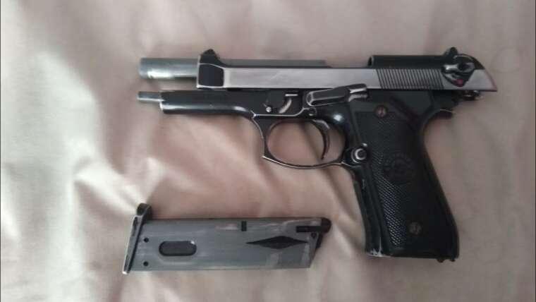 Test de l'Airsoft M9 Beretta