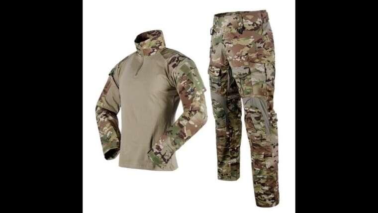 Avis consommateur: Pantalon de tir tactique Airsoft Paintball de l'armée militaire Pantalon de combat …