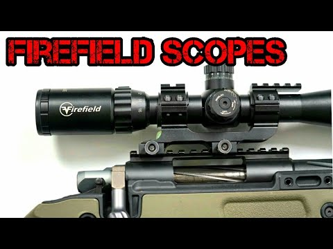 [R] Firefield Short Dot und Scope |  Chaîne Airsoft de Tom