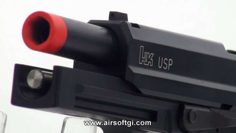 Airsoft GI – Heckler & Koch USP NS2 GBB par KWA Review (sous licence Umarex)