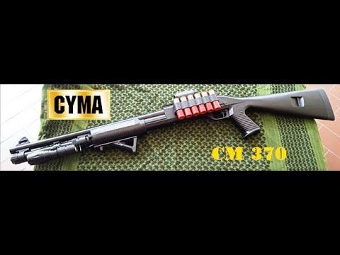 (Airsoft Review – Indonésie) Cyma CM370