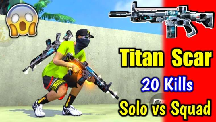 Dark Secret of New Titan Scar🙏😏Doit regarder !!
