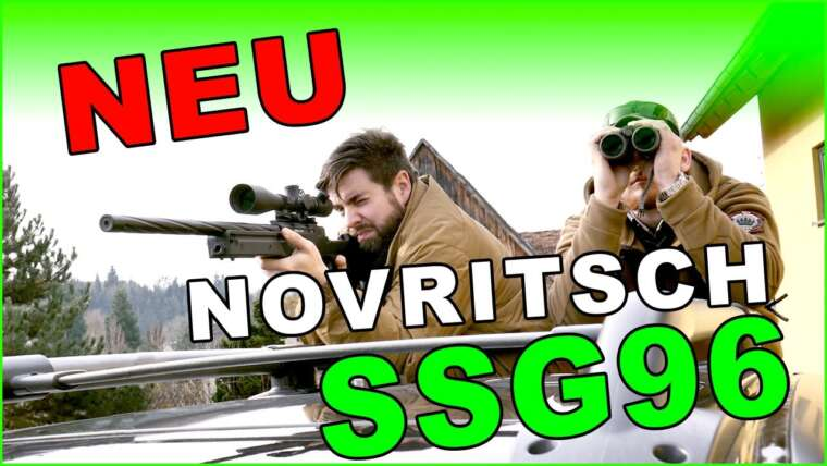 Novritsch SSG96 – Die CS: GO Sniper im Kurz Review- Plus Black Friday Sale