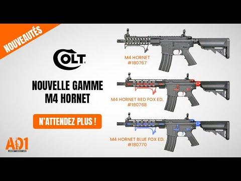 Cybergun – Colt M4 AEG 6m BB Airsoft modèles comme le Hornet et le Blast examen et comparaison!
