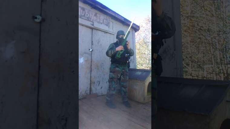 Revue de sniper Airsoft