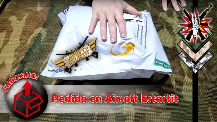 Déballage: Airsoft Estartit