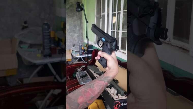 EXAMEN DU M92 BERRETA AIRSOFT