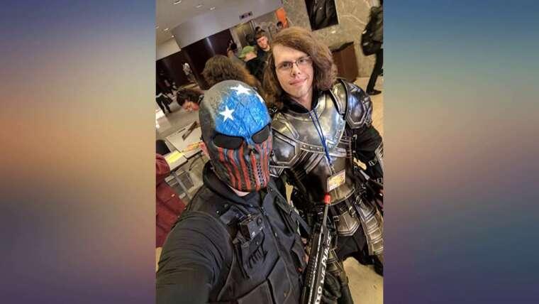 Outgeek Tactical Airsoft Mask Masque de costume intégral (urbain)