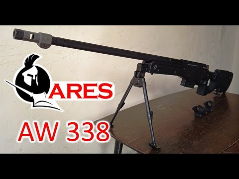 (Airsoft Review – Indonésie) Ares AW338