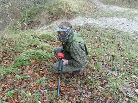 Video des As de la mort ( Airsoft )
