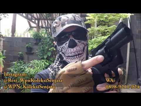Évaluer Airsoftgun Revolver Pyhton 357 Cal 6mm (RCF FACTORY)