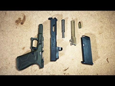 Comment supprimer Glock Slide en toute sécurité!