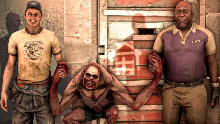 Left 4 Dead 2 Versus – Les moments amusants
