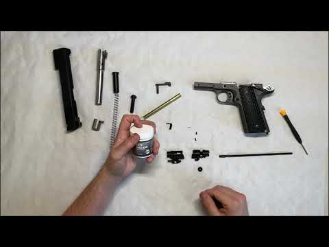Comment nettoyer mon GBB (pistolet)?  // Airsoft How To Allemand