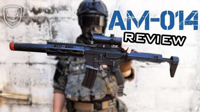 M4 AM-014 ARES AMOEBA    REVUE    MAKO AIRSOFT 🦈