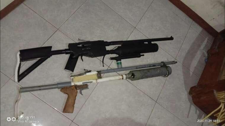 Comment faire une carabine à air comprimé PCP II à détente et marteau en PVC / Paralon