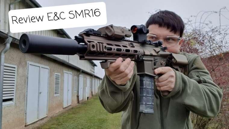 Évaluer E&C SMR16 S-AEG – 4k / UHD * DEUTSCH *