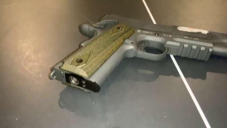 Revue du pistolet Airsoft Colt 1911 Full Metal Co2