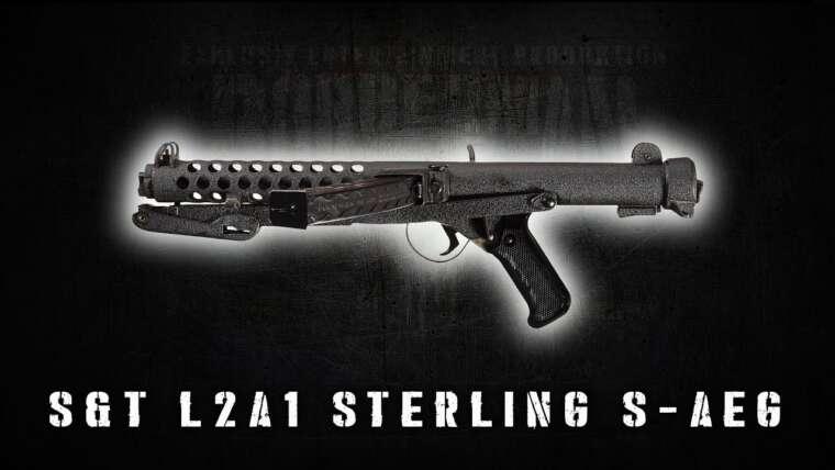 [REVIEW] BEGADI S&T L2A1 Sterling S-AEG 6mm Airsoft    TEMPS DE RÉVISION