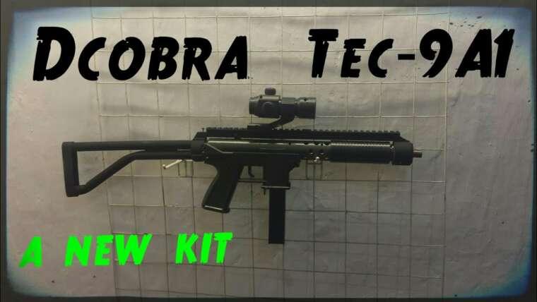 Dcobra Tec-9a1 Spring Airsoft Review