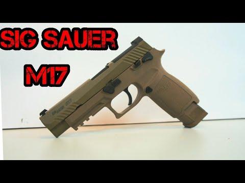 [R] Sig Sauer M17 / P320 GBB    Chaîne Airsoft de Tom