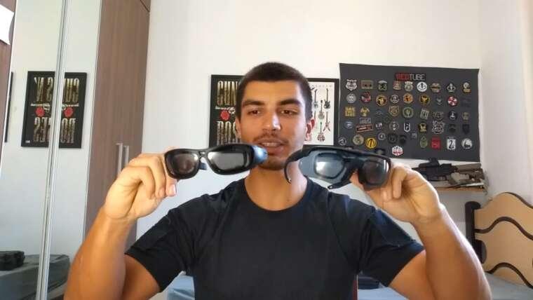 LOADOUT AIRSOFT – examen de mes lunettes pour airsoft (avec GRADE) !!  Arbalète Ess et Daisy C6