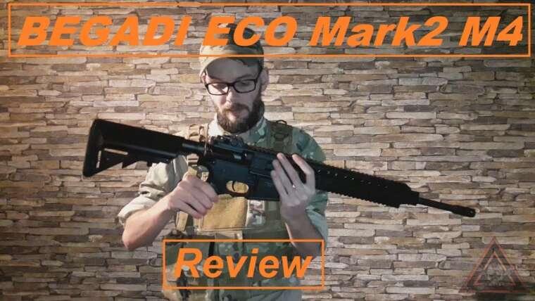 "[Review] Begadi ECO ""Marque 2"" M4 AEG"