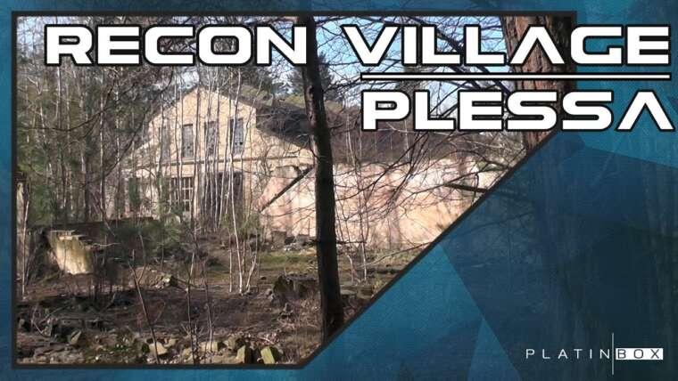 Airsoftgelände Recon Village à Plessa