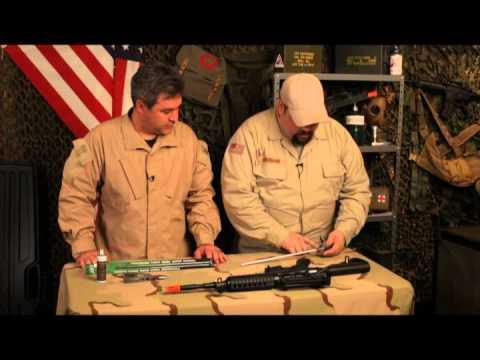 Mise à niveau interne du canon pour Airsoft – RFR Workbench Episode 3
