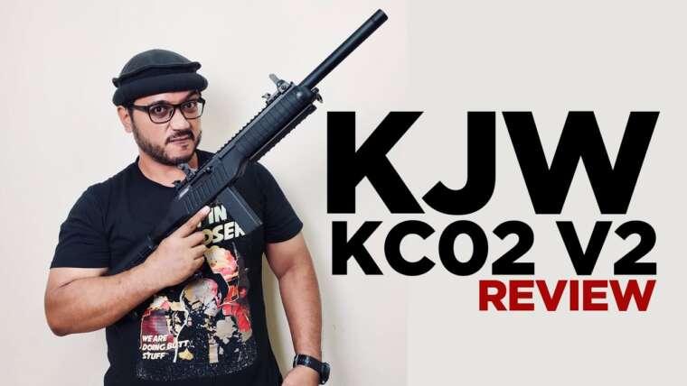 Évaluation du produit KJW KC02 V2