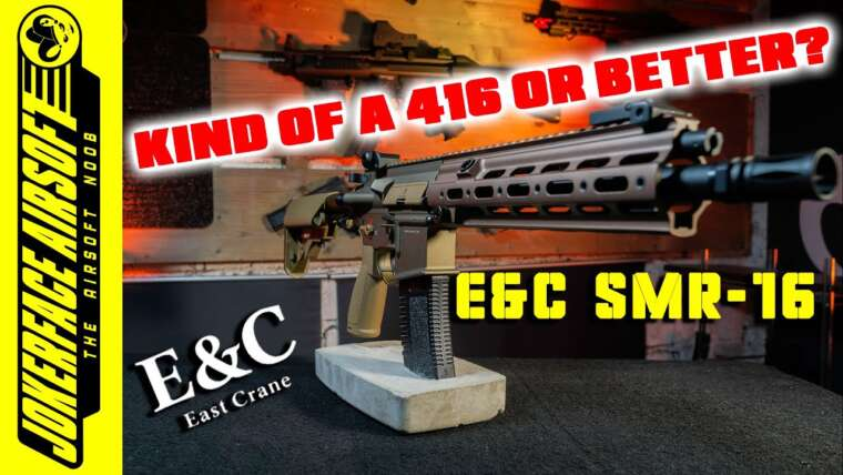 "E&C SMR-16 10.5"" avec Begadi CORE REVIEW (ANGLAIS)"