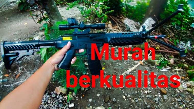 Évaluer Airsoft Gun Spring d'Cobra M790 (fusil d'assaut sig sauer 556)
