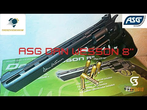 Revolver Airsoft ASG Dan Wesson 8 »