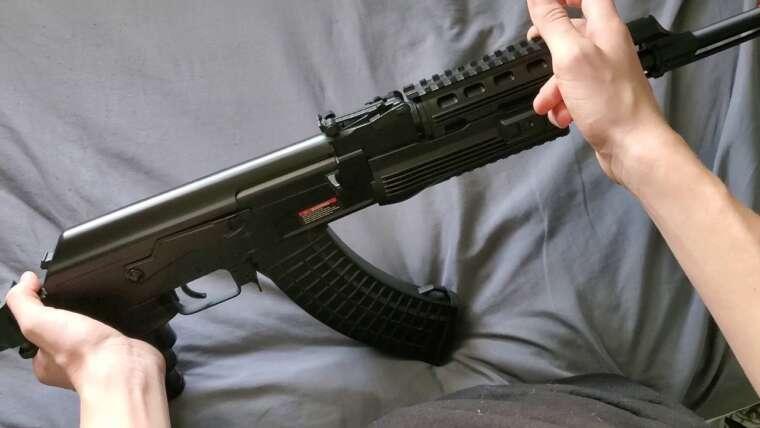 Avis AK-47 Airsoft AEG