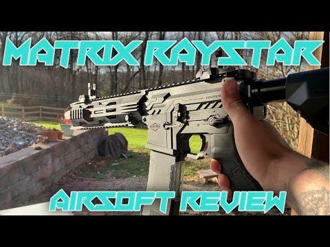 Critique de Matrix Raystar RS4 Airsoft