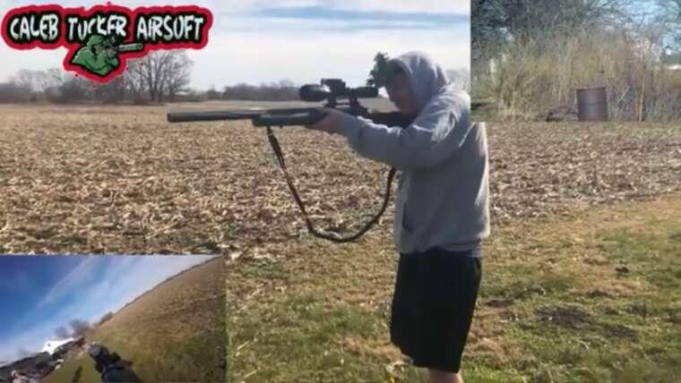 Examen honnête du SSG24!  Je voulais détester ce pistolet à air comprimé