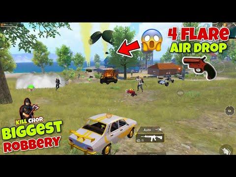 Meilleure grenade de tous les temps avec un timing parfait Pubg Mobile Lite Video KHANG100