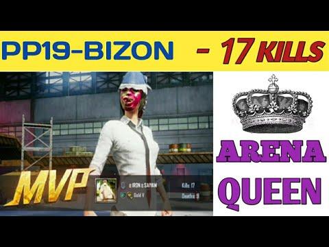 PUBG KR | «Match incroyable» avec PP19-BIZON.MVP dans chaque match | Sam Gaming LIVE.