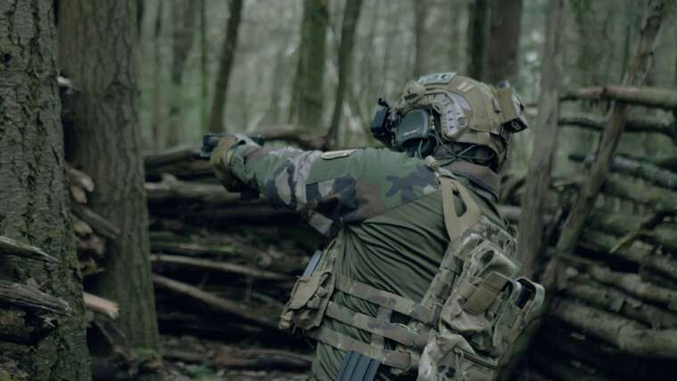 FORMATION AIRSOFT