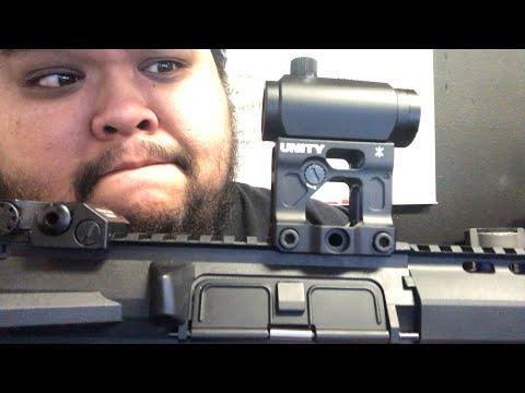 Nouvelles montures et pistolets optiques!  Diffusion en direct    Airsoft GI