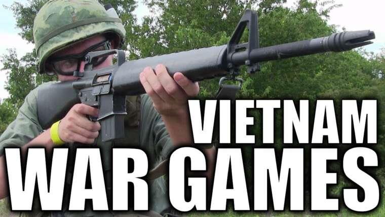Jeu Airsoft de la guerre du Vietnam – Rolling Thunder 2