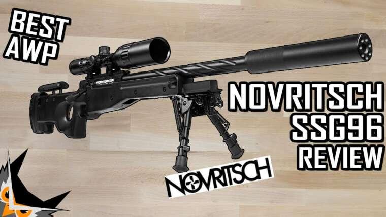 MEILLEUR AIRSOFT AWP    Avis NOVRITSCH SSG96