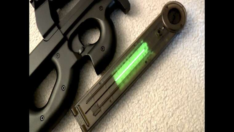 Glow in The Dark Tracer Rounds Airsoft!